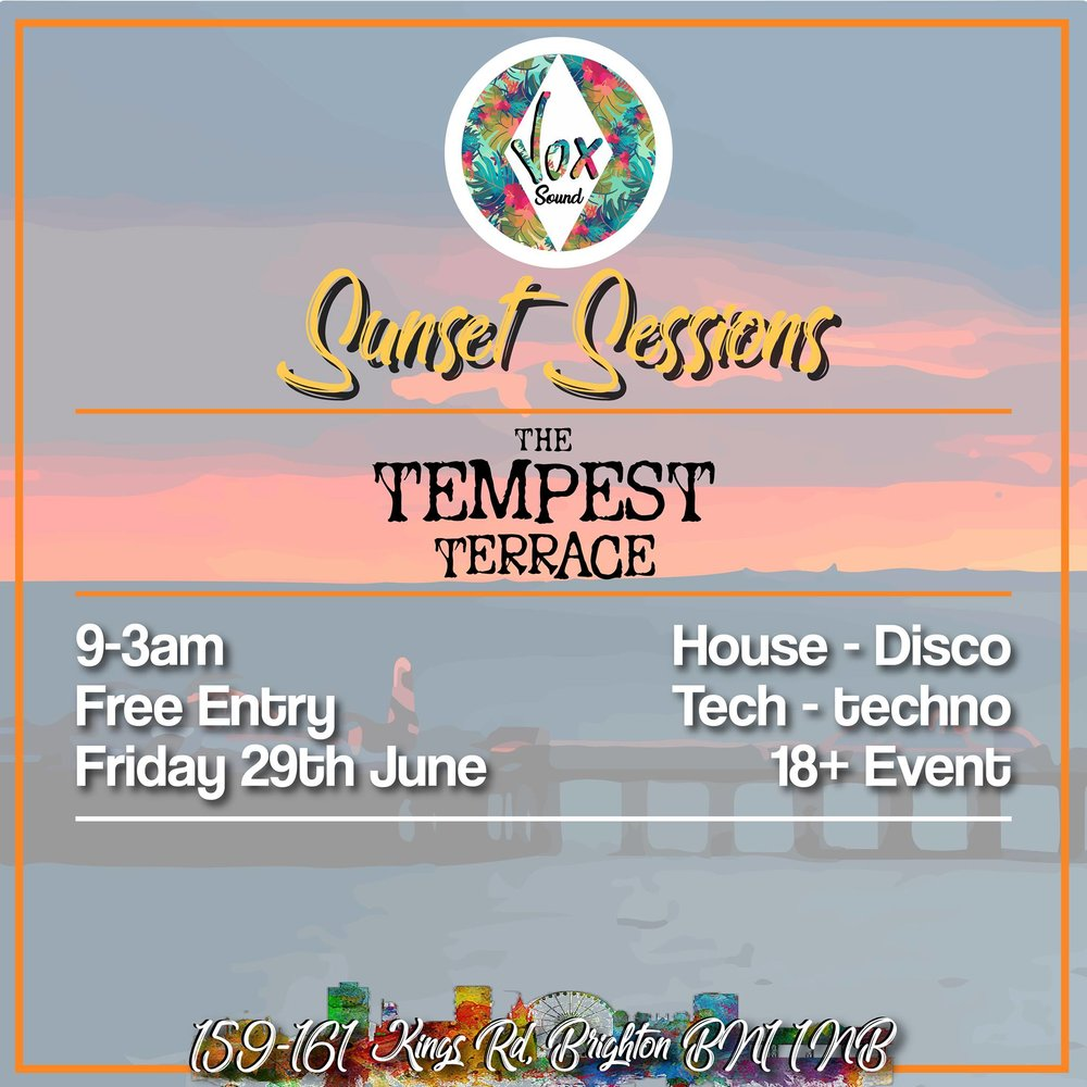 Sunset Sessions 11/08