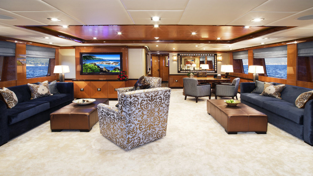 Karen Lynn Has Been Providing Full Service Interior Design Services To An International Community Specializing In Yachts Private Aircraft