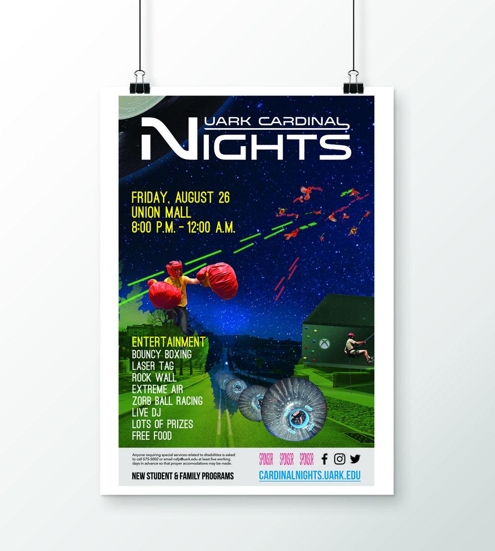 Cardinal Nights main poster