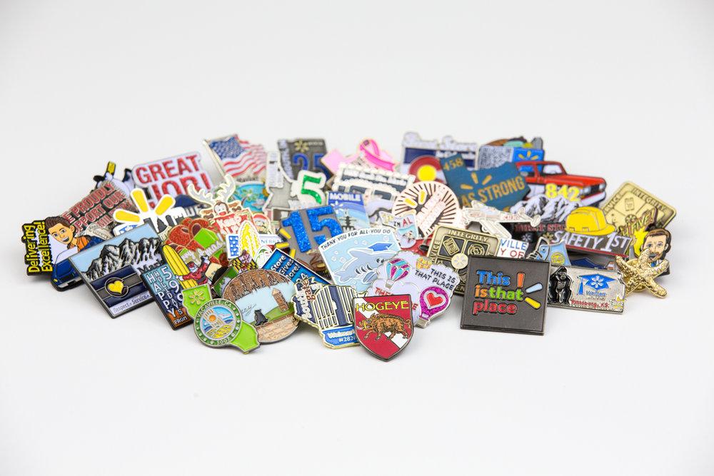 Hogeye Inc. - Custom designed memorabilia for various corporations.