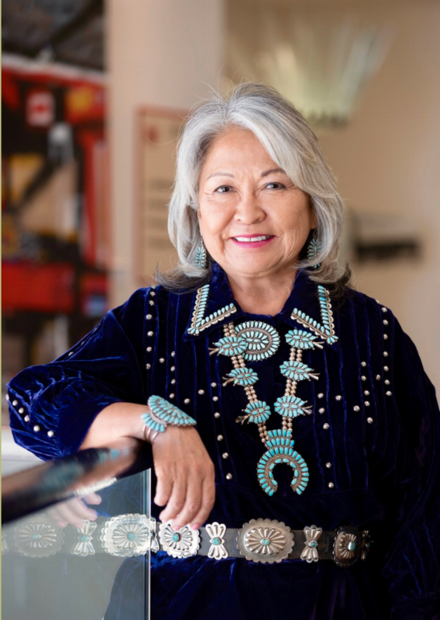 Institute of American Indian Arts (IAIA) Poetry Workshop - Luci Tapahonso, will lead a 2-day Poetry Workshop on the IAIA Campus on Friday and Saturday, June 23 and 24, 2017, from 10:00 am-4:00 pm each day.  The campus is located at 83 Avan Nu Po Road, on the South Side of Santa Fe -- just minutes from the intersection of Rodeo Road and Richards Avenue. Lunch and Refreshments will be provided.In Navajo teachings, it's said that the