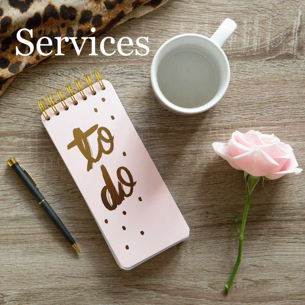 learn more about My services