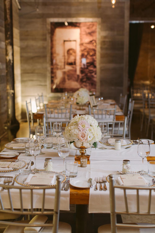 Blush Wedding by Junebug Events