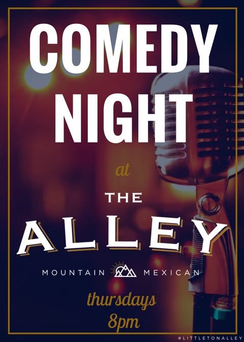 Littleton Alley Comedy Night