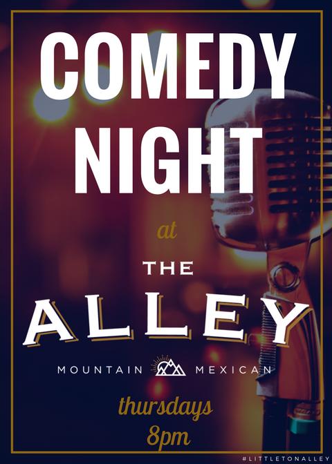 Littleton Alley Comedy Night