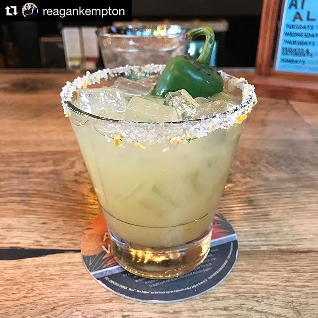 #Repost @reagankempton ・・・ Saturdays (or any day) call for an extra spicy spicy Fresca 🌶 . . . #margsarelife #spicy #tequila #saturdaynight #thealley #littleton #littletonalley #happyhour
