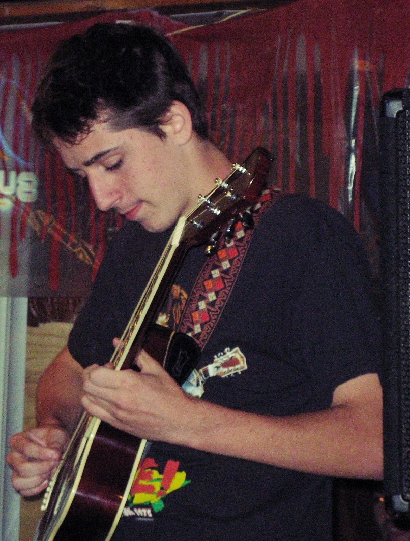 Landon Korabek loved music and playing guitar