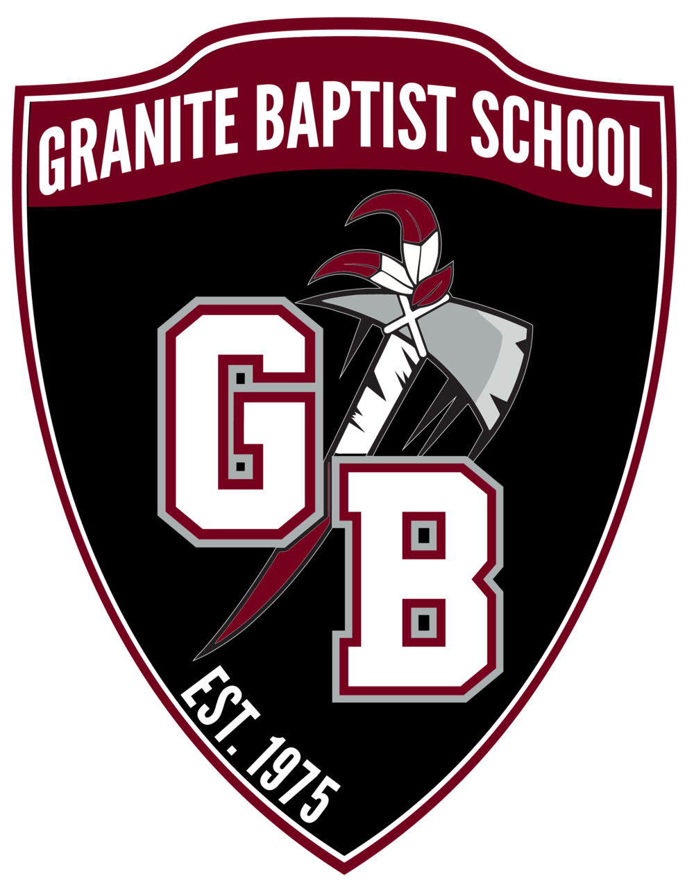 Granite Baptist Church School   7823 Oakwood Road, Glen Burnie, MD 21061  410-761-1118  http://granitebaptistschool.org/  Administrator: Mr. Charlie Clayton  Athletic Director: Mr. Charlie Clayton  Email: charlie.clayton@granitebaptist.org