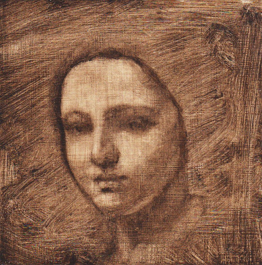 Study of a Womans Head, after Corot.jpg