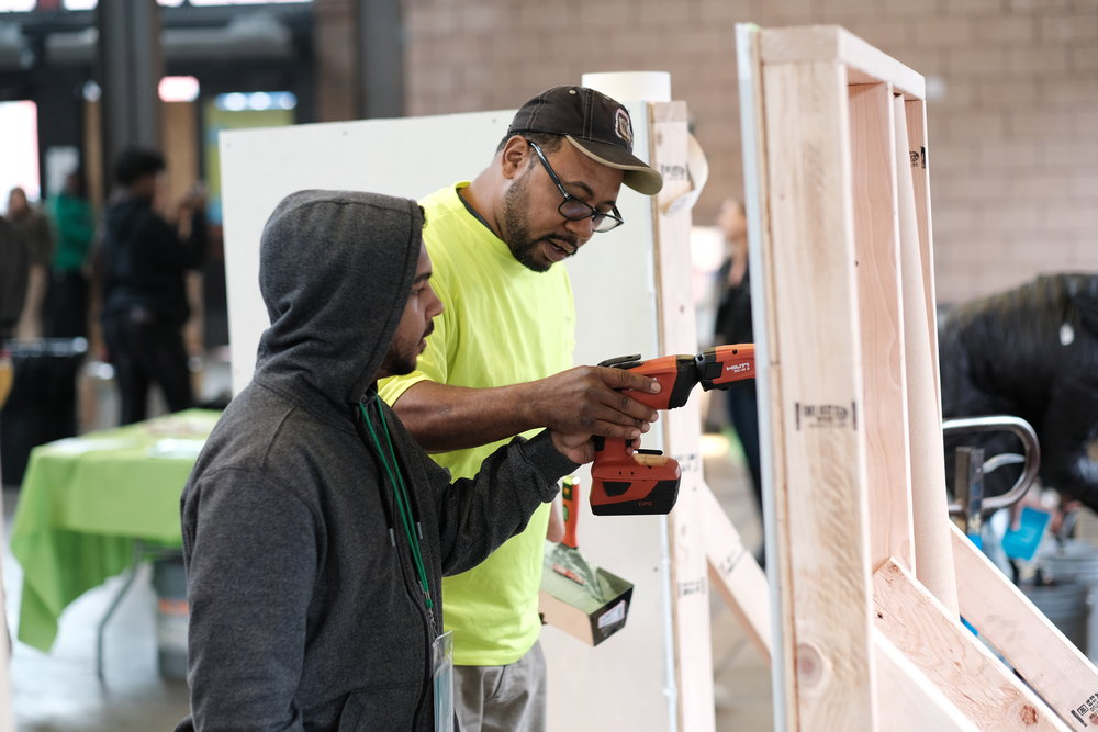 Sachse Construction Hosts Construction Academy for Metro-Detroit Students - As a step toward solving the skilled trades gap in Detroit, 500 Detroit-area high school students will participate in the second annual Construction Academy to learn the basics of essential skilled trades roles...