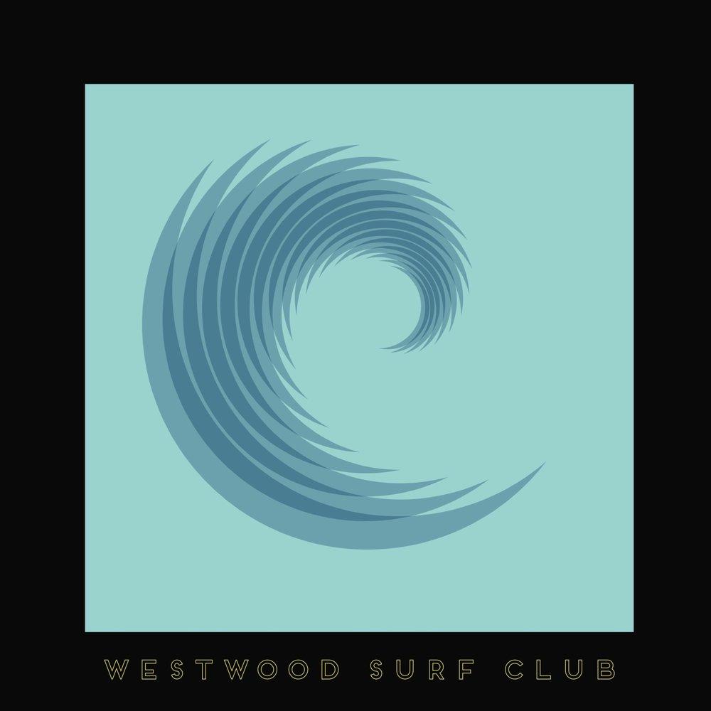 Surf Club Poster Design