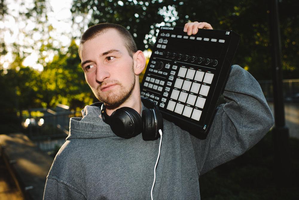 Brian Hirsch // Rapper