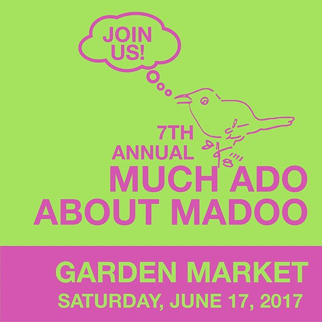 Join us for our next pop up at the Madoo Conservancy in Sagaponack next weekend! Saturday, June 17th, 9am to 5pm... we're in great company with a number of other vendors, and 10% of proceeds support Madoo!