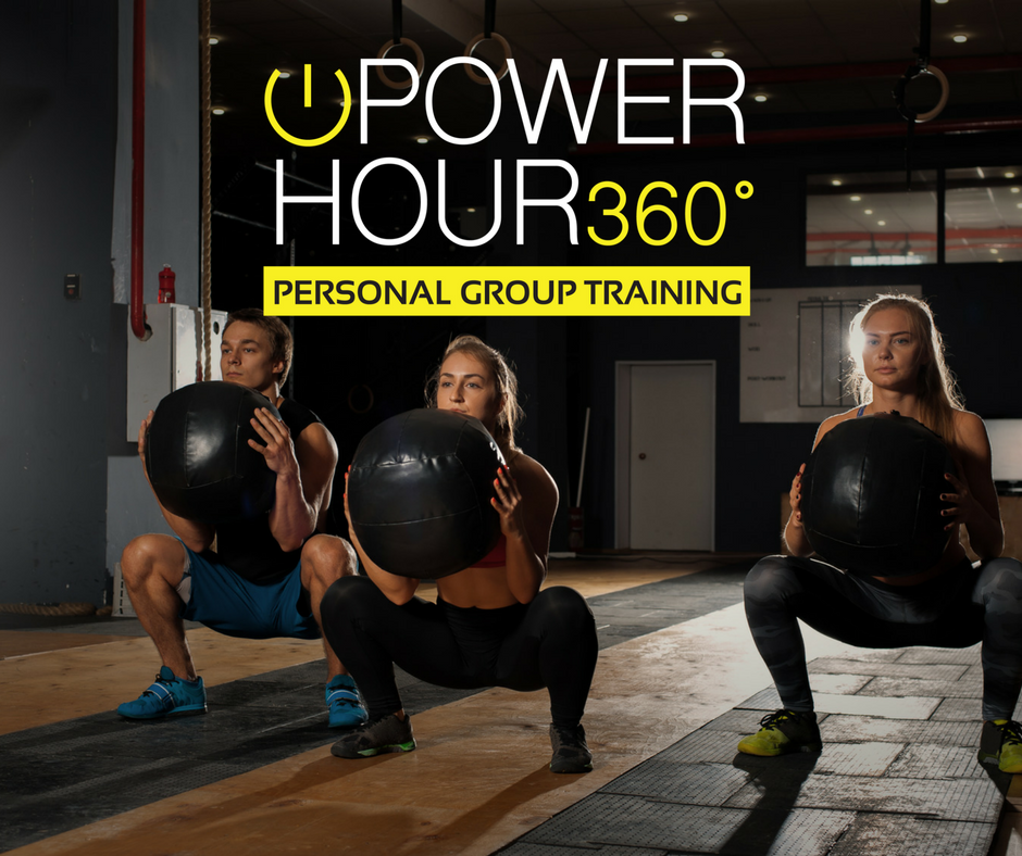 your only limit is YOU - Sign Up Now For A Free Week With Power Hour 360!