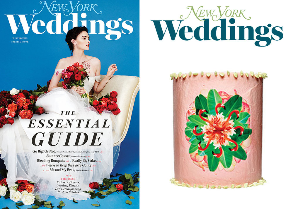 New York Magazine Weddings :: Winter 2015
