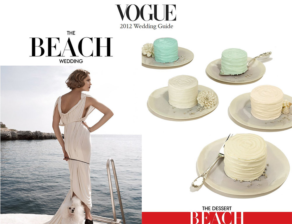 Vogue Wedding Guide :: 2012 Beach Wedding