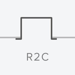 2 Circuit Rail Encastré  120V ou 277V  Spec  ►