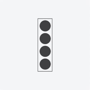 MULTIPLE SMALL  Quatre 4 x 14 W Jusqu'à1300 lm par lampe  Spec ►  Ies/Cad ► Instructions ►