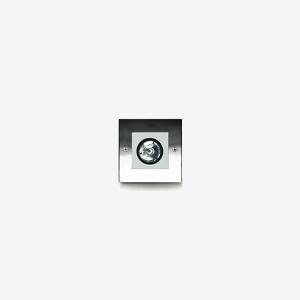 MICROZIP  Carré 2.2W Stainless  Spec ► IES/CAD ► Aluminum  Spec ► IES/CAD ►