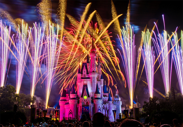 Want To Know The Best Locations To View The Fireworks At Disney