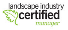 Westchester County, NY Landscape Industry Certified