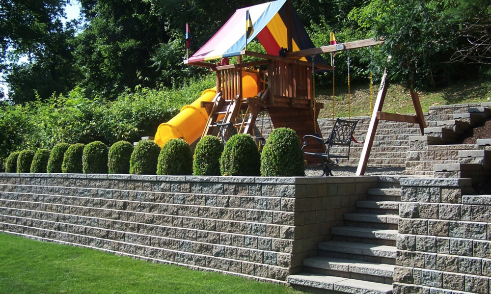 Copy of Westchester County, NY retaining wall