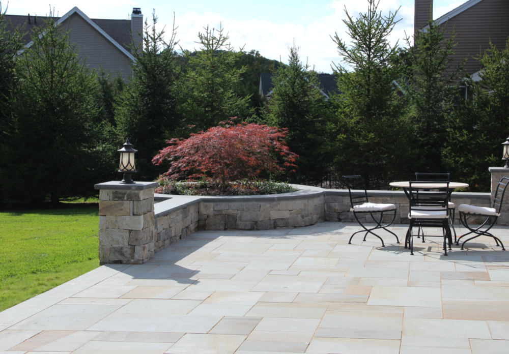 Stunning landscape design in Somery, New York by top landscape company from Peekskill NY