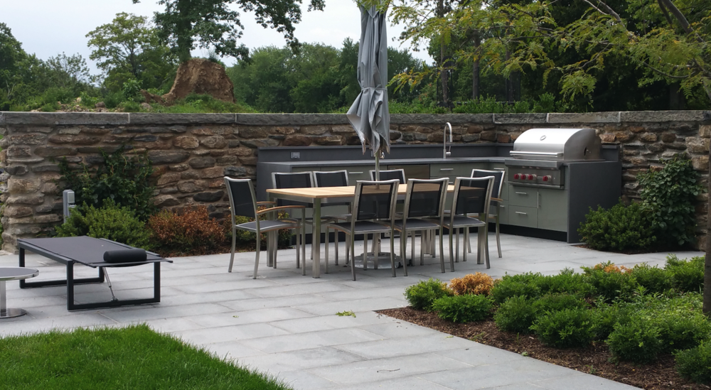 Landscape company in Briarcliff Manor NY with top landscape design
