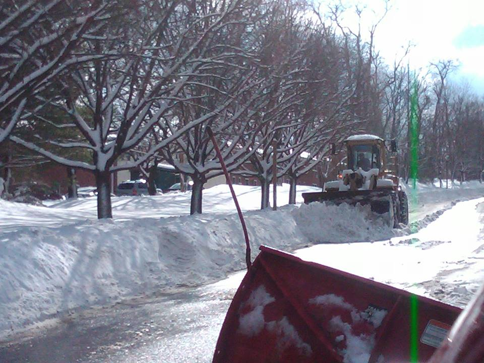 Be Winter-Ready with Our Snow Plowing Service in Peekskill, NY