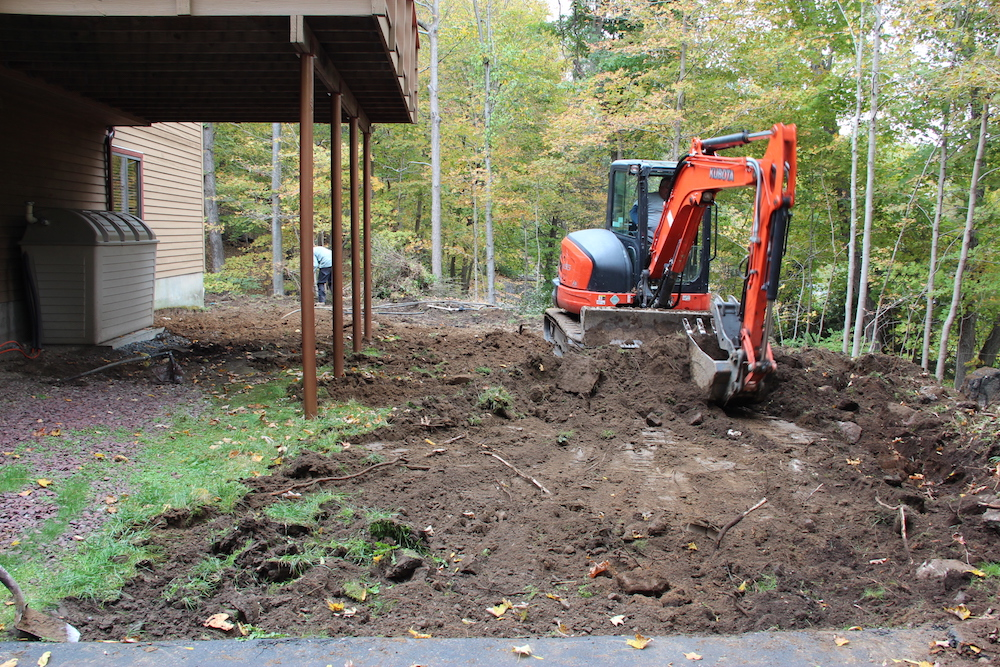 A Walk Through the Landscape Construction Process in Yorktown Heights NY - What to Expect