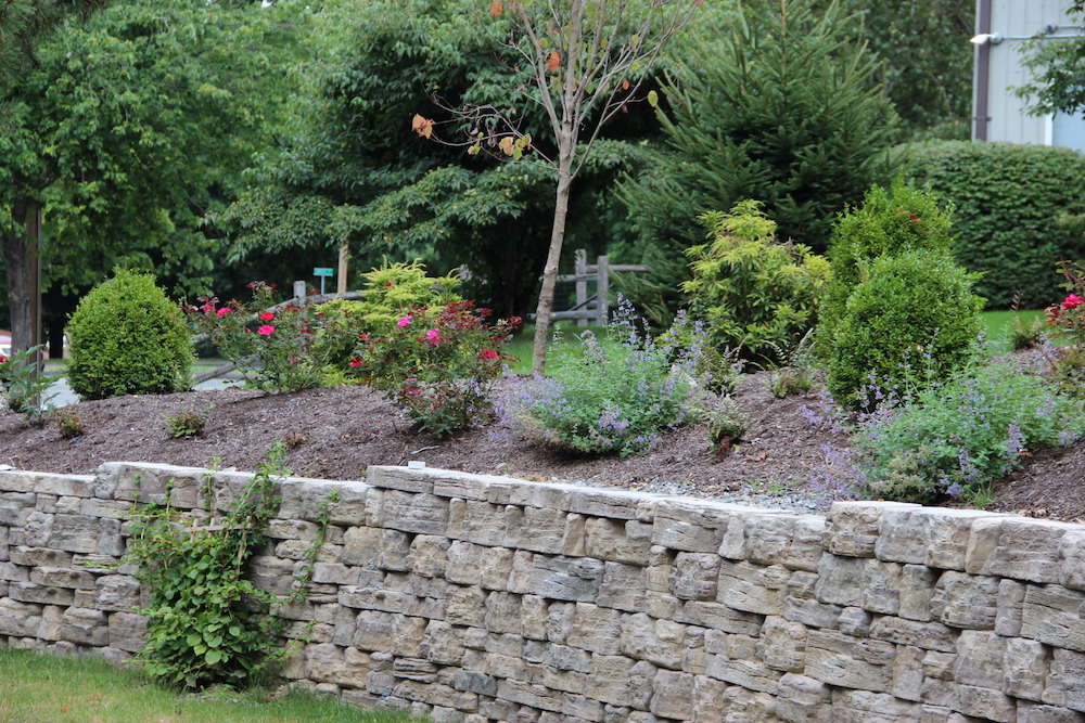 Landscape Construction Ideas For Merging Softscape And Hardscape