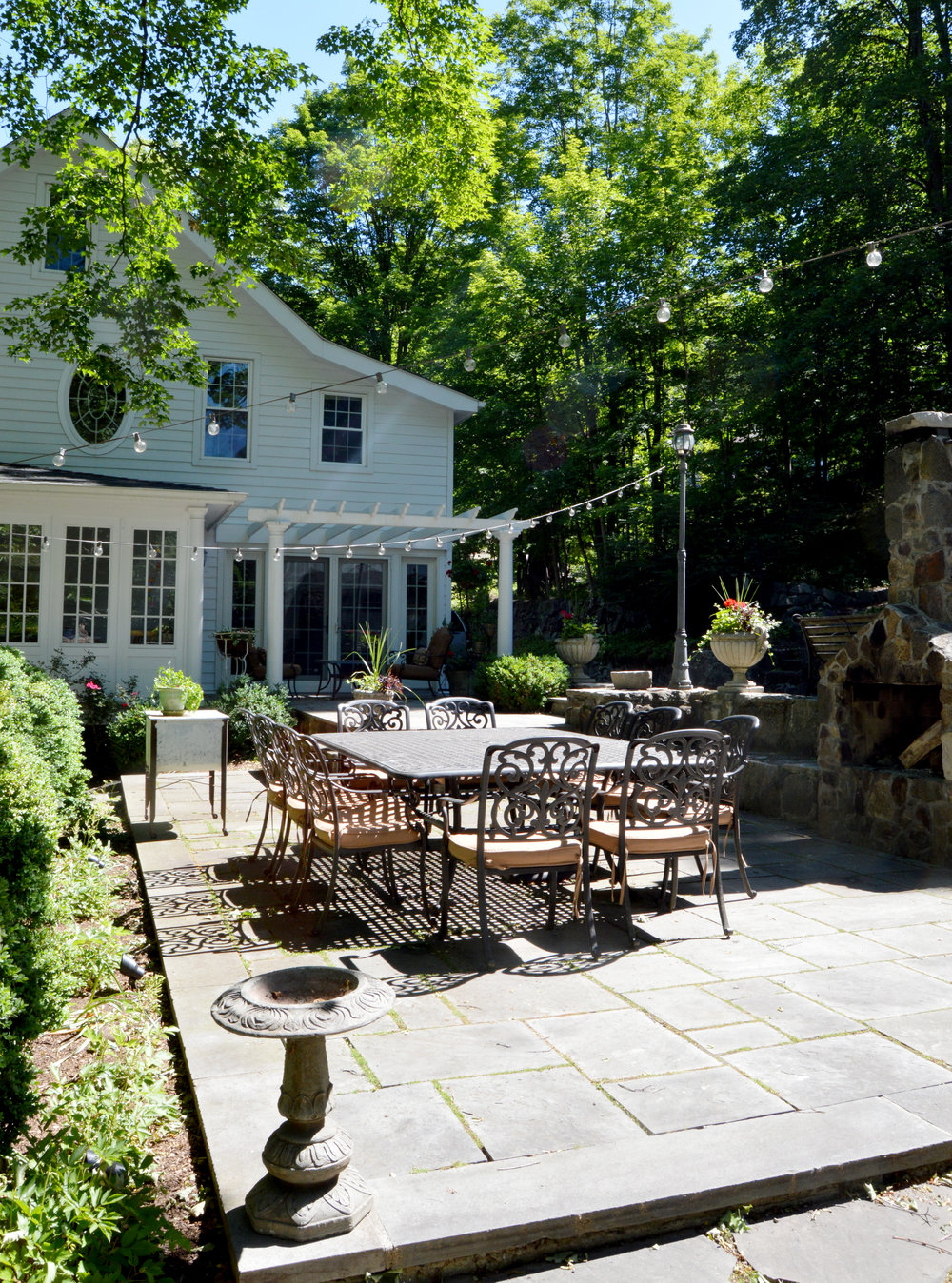 4 Landscaping Ideas for a Wonderful Backyard Retreat in Somers, NY