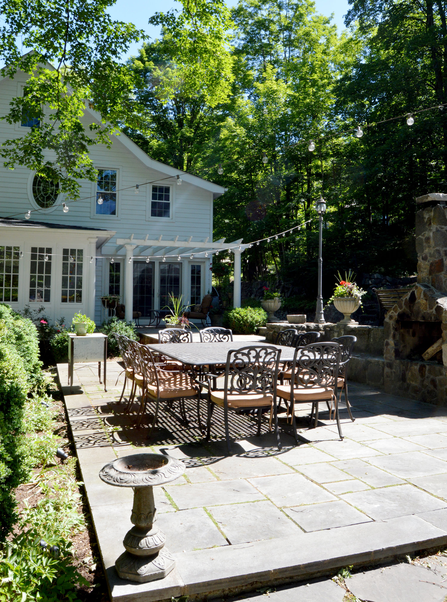 4 Landscaping Ideas For A Wonderful Backyard Retreat In Somers Ny