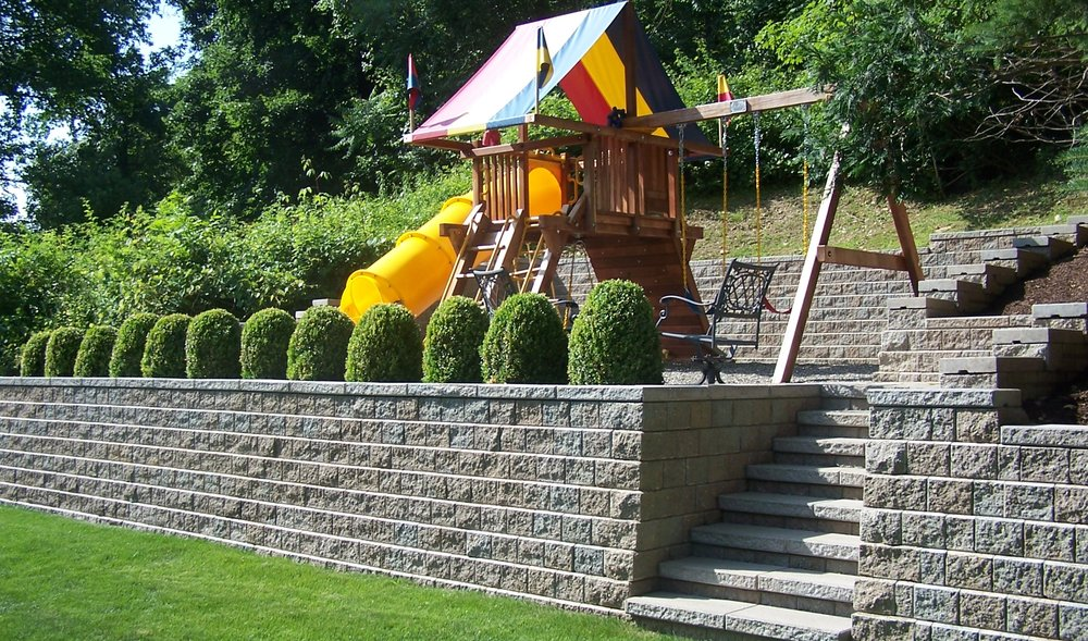 Hire a Landscape Company to Transform your Hillside Property in Briarcliff Manor, NY