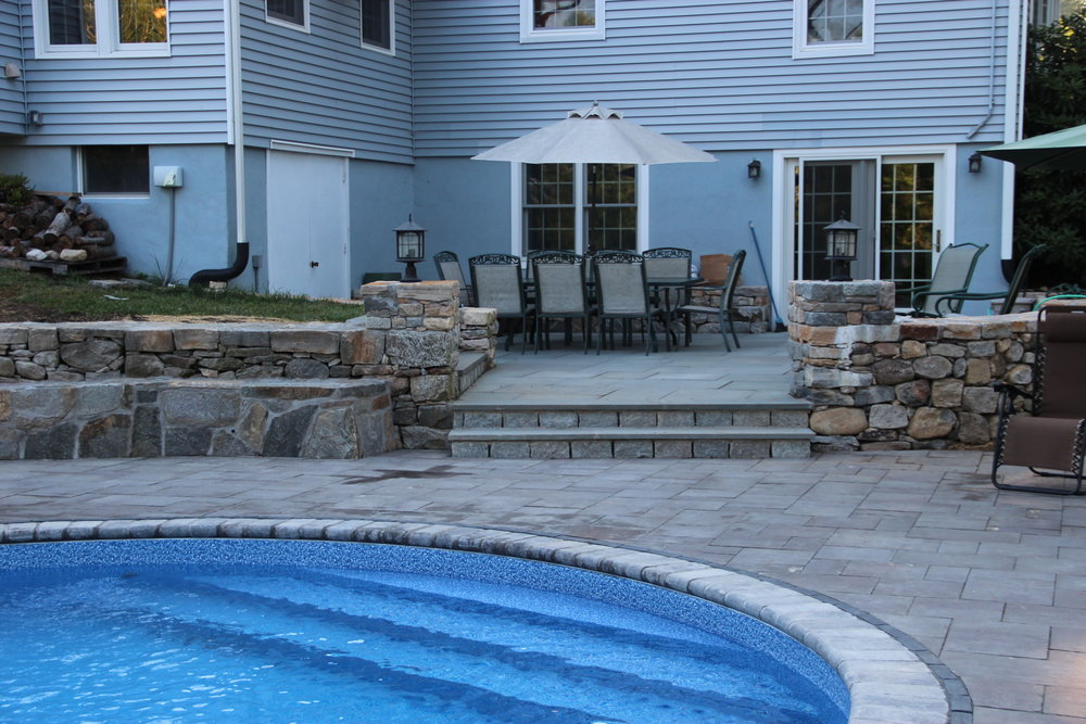 Choosing Materials for your Pool Patio Installation Project in Peekskill, NY