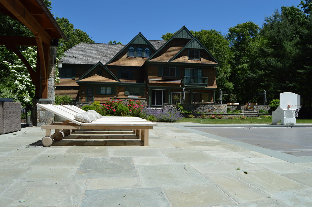 Patio Installation: Stamped Concrete Vs. Pavers in Scarsdale, NY