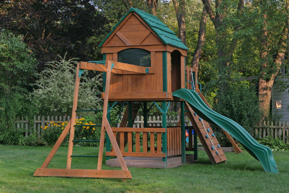 4 Landscape Design Ideas for Creating the Perfect Playground for Kids in Somers, NY