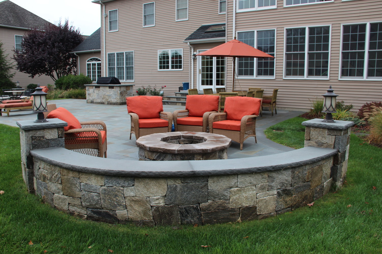 Why You Should Add A Fire Pit To Your Outdoor Patio In Your Somers