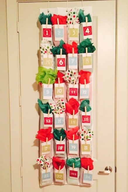 2015's Christmas Advent Calendar