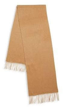 Saks Fifth Avenue Solid Cashmere Scarf