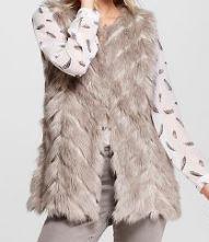 target faux fur vest 3.JPG