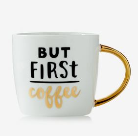 But First Coffee - Coffee Mug