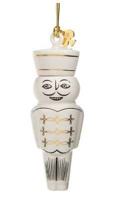 Kate Spade Nutcracker Ornament