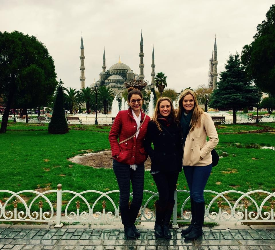The Blue Mosque - Istanbul Turkey