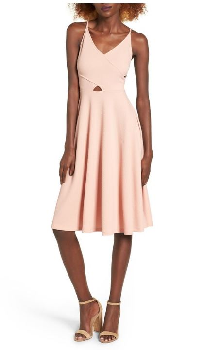 Sorprano Cutout midi dress.JPG