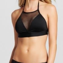 mesh high neck mossimo top.JPG