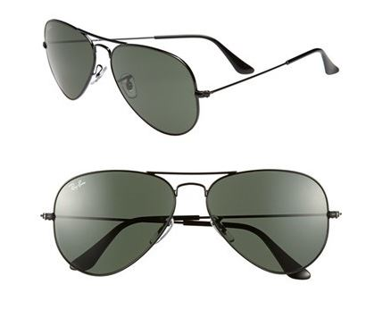 Ray-Ban Standard Original 58MM Aviator Black.JPG