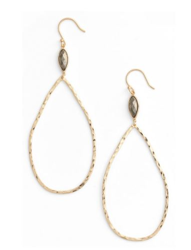 gorjana lola stone drop earrings.JPG