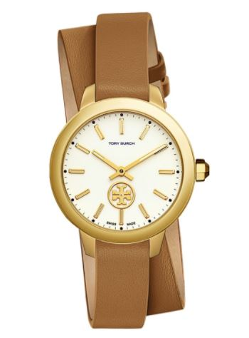 tory Burch collins double wrap watch.JPG
