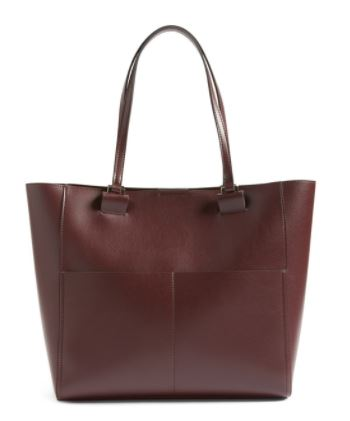 Sole Society Glenn Faux Leather Tote.JPG